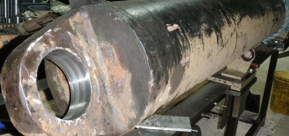 Machining Services Nanaimo | Hydraulic Cylinders | West